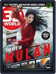 3D World (Digital) Subscription October 1st, 2020 Issue