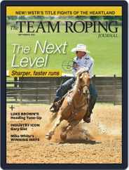 The Team Roping Journal (Digital) Subscription September 1st, 2020 Issue