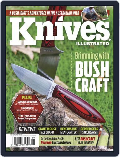 Knives Illustrated (Digital) September 1st, 2020 Issue Cover