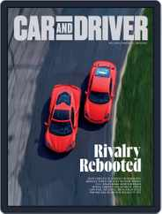 Car and Driver (Digital) Subscription September 1st, 2020 Issue