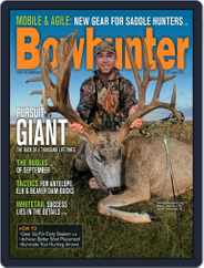 Bowhunter (Digital) Subscription September 1st, 2020 Issue