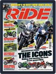 RiDE United Kingdom (Digital) Subscription October 1st, 2020 Issue