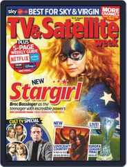 TV&Satellite Week (Digital) Subscription August 15th, 2020 Issue