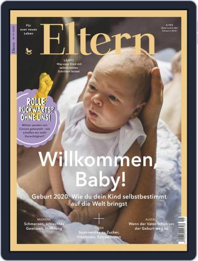 Eltern September 1st, 2020 Digital Back Issue Cover