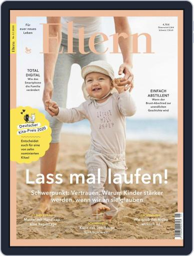Eltern April 15th, 2020 Digital Back Issue Cover