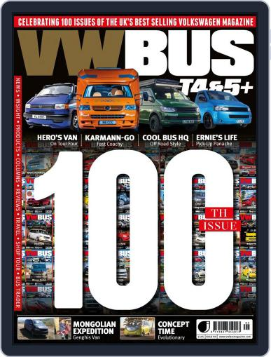 VW Bus T4&5+ (Digital) July 30th, 2020 Issue Cover