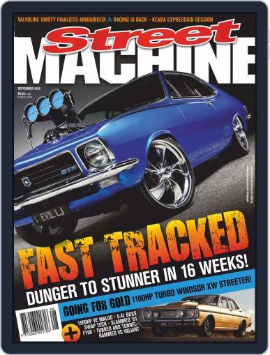Street Machine September 1st, 2020 Digital Back Issue Cover