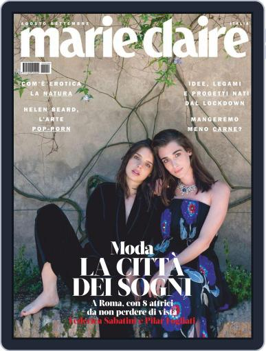 Marie Claire Italia August 1st, 2020 Digital Back Issue Cover