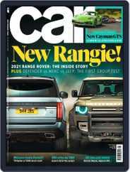 CAR UK (Digital) Subscription September 1st, 2020 Issue