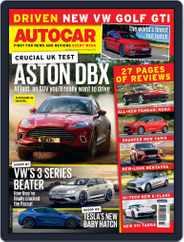 Autocar (Digital) Subscription August 12th, 2020 Issue
