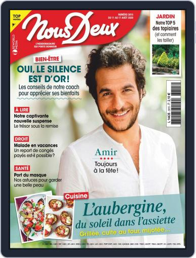 Nous Deux August 11th, 2020 Digital Back Issue Cover