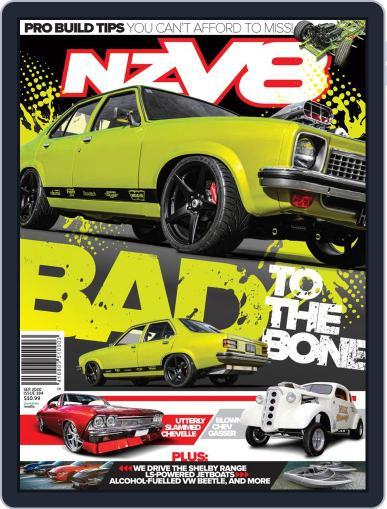 NZV8 (Digital) September 1st, 2020 Issue Cover