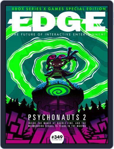 Edge October 1st, 2020 Digital Back Issue Cover