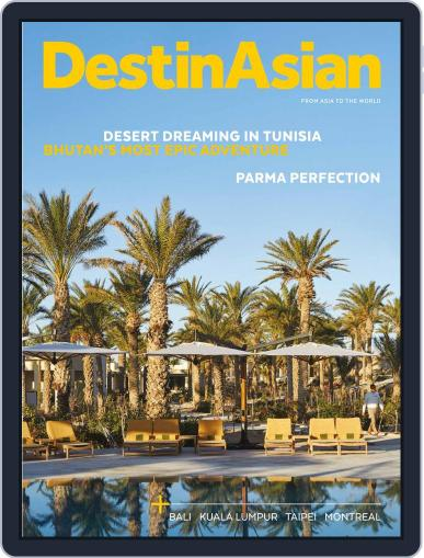 DestinAsian (Digital) April 1st, 2020 Issue Cover