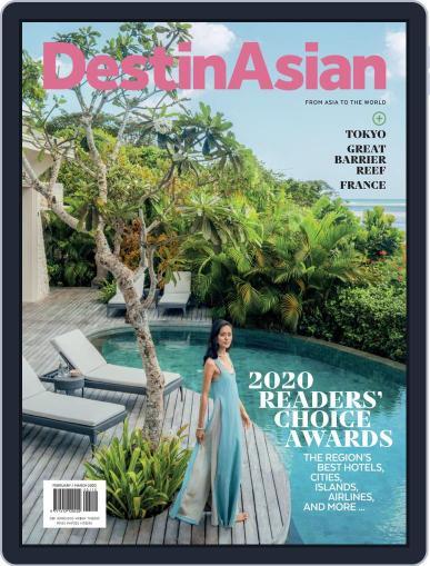 DestinAsian February 1st, 2020 Digital Back Issue Cover