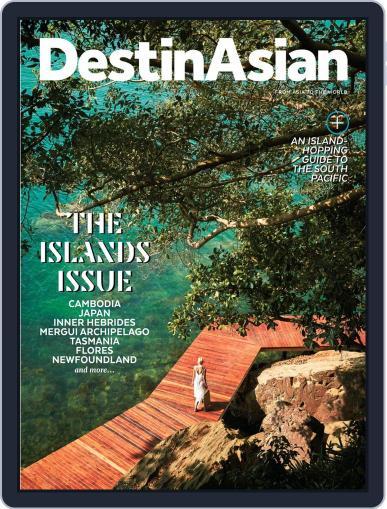 DestinAsian (Digital) June 1st, 2019 Issue Cover