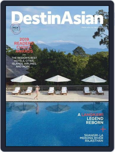 DestinAsian (Digital) February 1st, 2019 Issue Cover
