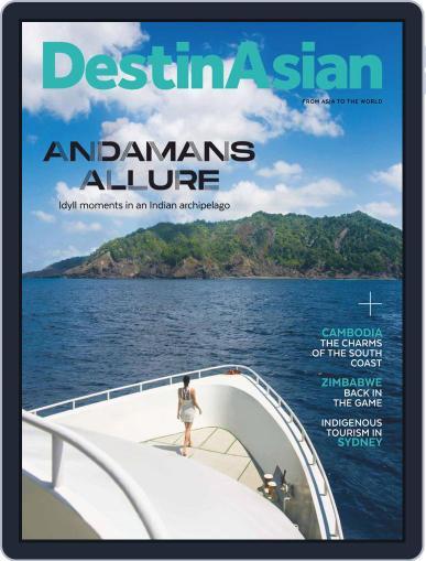 DestinAsian (Digital) December 1st, 2018 Issue Cover