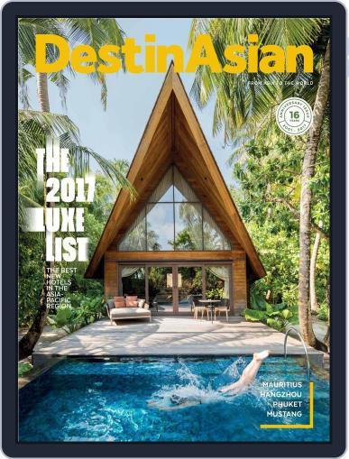 DestinAsian (Digital) October 1st, 2017 Issue Cover