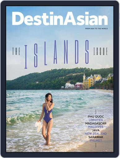 DestinAsian (Digital) June 1st, 2017 Issue Cover