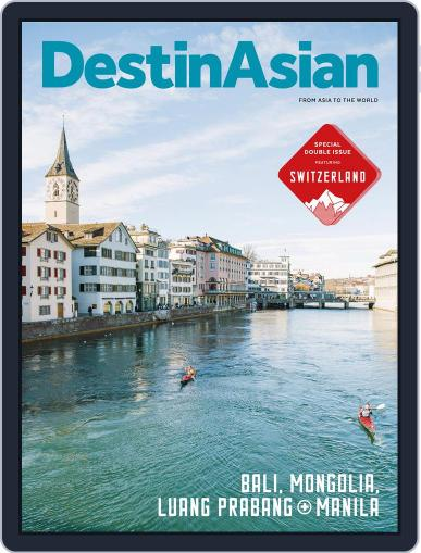 DestinAsian (Digital) April 1st, 2017 Issue Cover