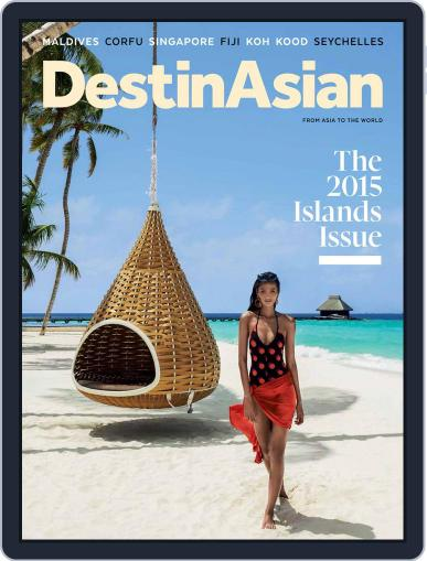 DestinAsian (Digital) June 1st, 2015 Issue Cover