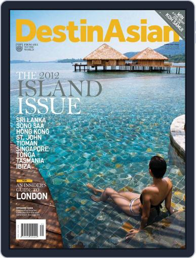 DestinAsian May 31st, 2012 Digital Back Issue Cover
