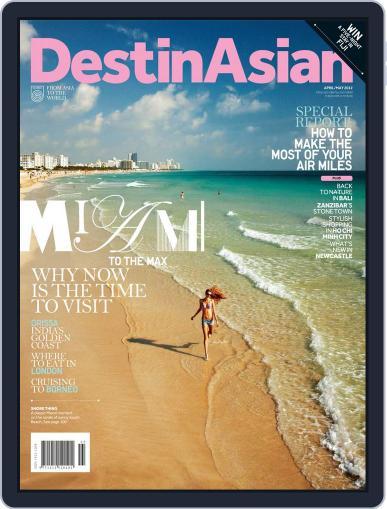 DestinAsian April 4th, 2012 Digital Back Issue Cover