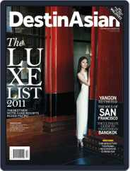 DestinAsian (Digital) Subscription December 4th, 2011 Issue
