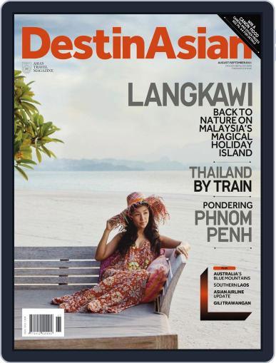 DestinAsian July 31st, 2011 Digital Back Issue Cover