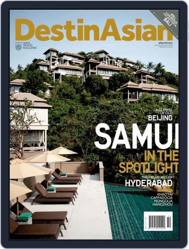 DestinAsian April 7th, 2011 Digital Back Issue Cover