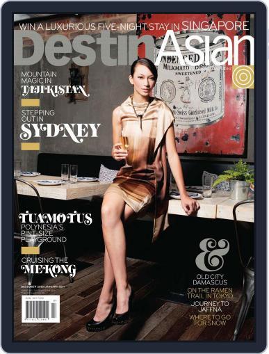 DestinAsian December 10th, 2010 Digital Back Issue Cover