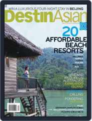 DestinAsian (Digital) Subscription March 31st, 2009 Issue