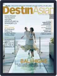 DestinAsian (Digital) Subscription August 8th, 2008 Issue