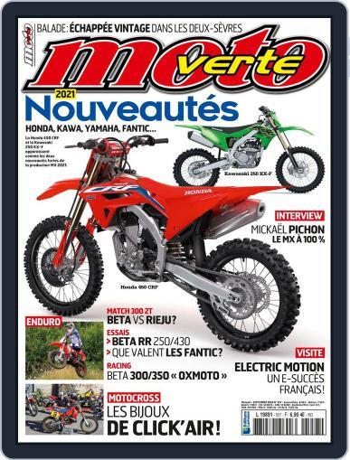 Moto Verte August 7th, 2020 Digital Back Issue Cover
