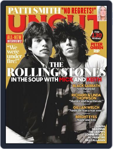 UNCUT October 1st, 2020 Digital Back Issue Cover
