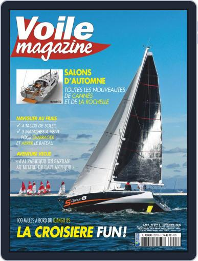 Voile August 3rd, 2020 Digital Back Issue Cover