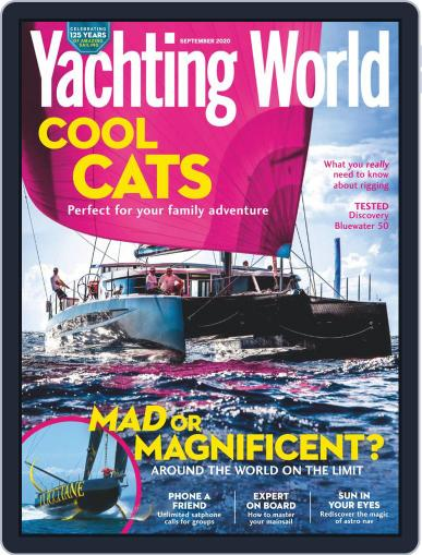 Yachting World (Digital) September 1st, 2020 Issue Cover