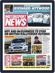 Motorsport News (Digital) Subscription August 13th, 2020 Issue