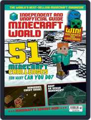 Minecraft World (Digital) Subscription August 6th, 2020 Issue