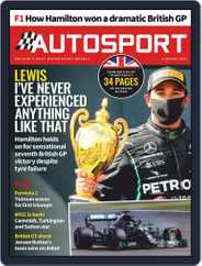 Autosport (Digital) Subscription August 6th, 2020 Issue