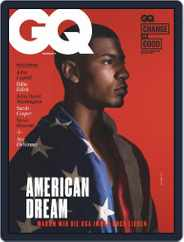 GQ (D) (Digital) Subscription September 1st, 2020 Issue