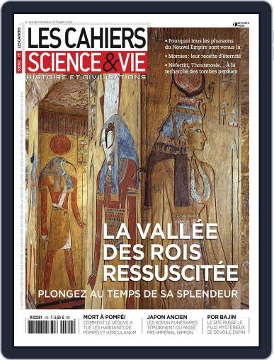 Les Cahiers De Science & Vie (Digital) September 1st, 2020 Issue Cover