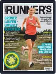 Runner's World Deutschland (Digital) Subscription September 1st, 2020 Issue