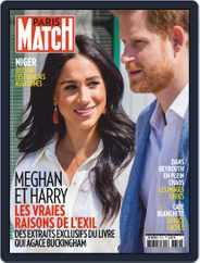 Paris Match (Digital) Subscription August 13th, 2020 Issue