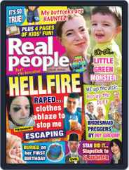 Real People (Digital) Subscription August 20th, 2020 Issue