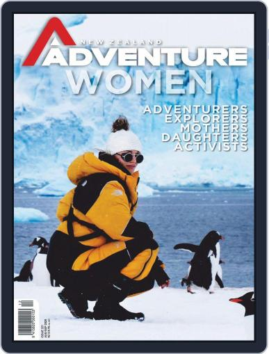 Adventure August 1st, 2020 Digital Back Issue Cover