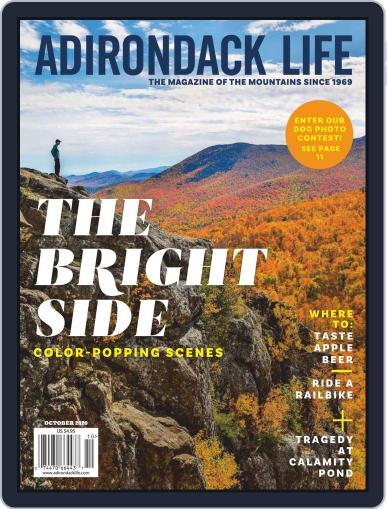 Adirondack Life (Digital) September 1st, 2020 Issue Cover