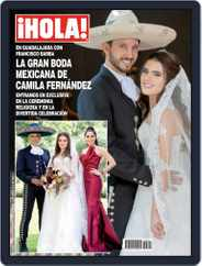 ¡Hola! Mexico (Digital) Subscription September 3rd, 2020 Issue