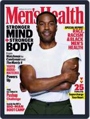 Men's Health (Digital) Subscription September 1st, 2020 Issue
